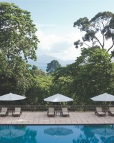 Malaysia travel: Langkawi resort The Datai, poolside